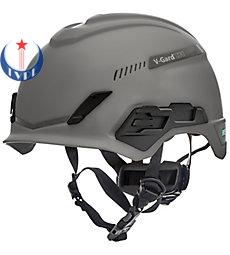 Mũ bảo hộ V-Gard® H1, Trivent, Gray, Fas-Trac® III Pivot, ANSI, EN397