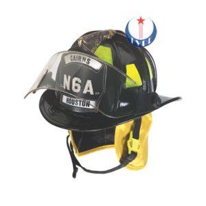 Mũ bảo hộ cứu hỏa bằng da Cairns® N6A